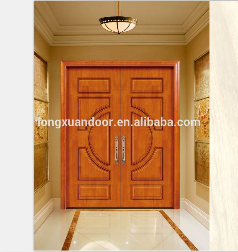 House main gate designs in wood teak wood main door design for Wooden main gate design