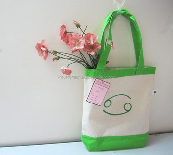 Wholesale Organic Shopping Bag | Cotton Handbag 004CB