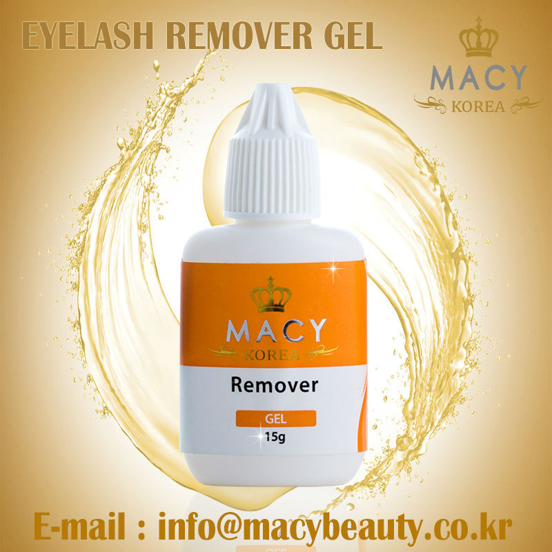 Gel type remover/koreaanse wimper extension/lijm remover