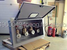 Fuel Fill Cabinet