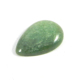 Natural Green Aventurine 5.25 gms Pear Cab 20*29mm semi precious gemstone IG1780