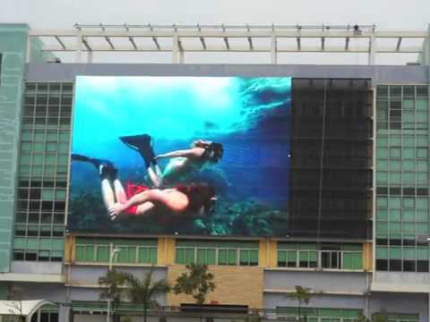 p10 outdoor dip led screen display top China factory supplier manufacturer
