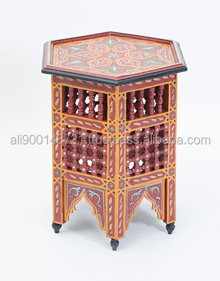 Moroccan Side Table Buy Side Tables Product On Alibaba Com