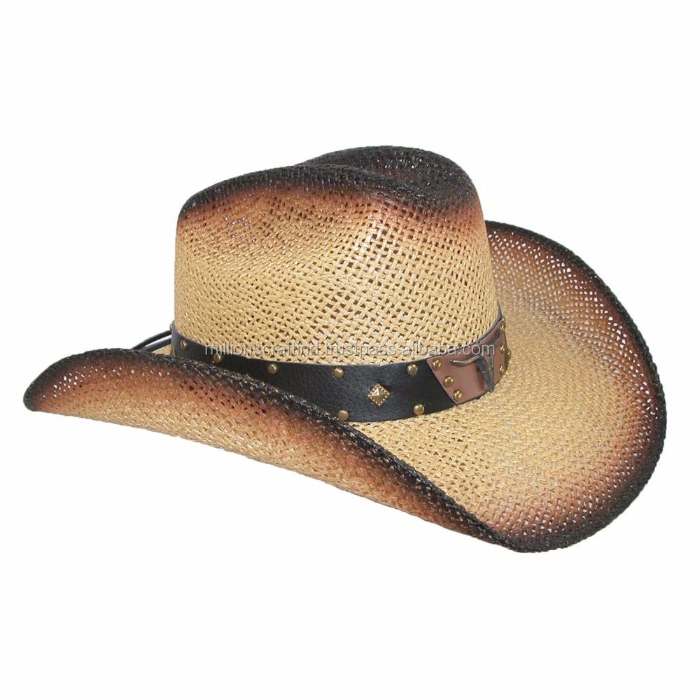 de6744ae4400d Custom Men Hats Wool Felt Cowboy Hat Wholesale Lemmy Cowboy ...