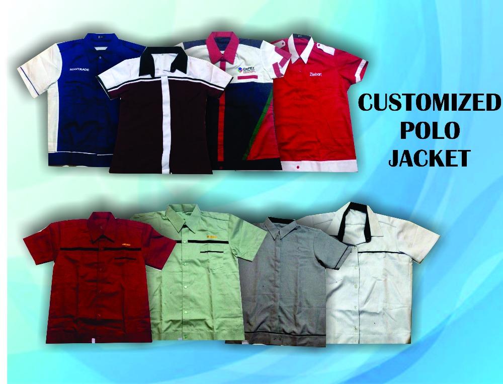 Shirt Jack Uniform Designs   Customized Polo Jack Buy Polo Jack Product On Alibaba Com