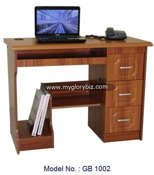 Escritorio Para Ordenador Pequeno De Diseno Simple Para Muebles De