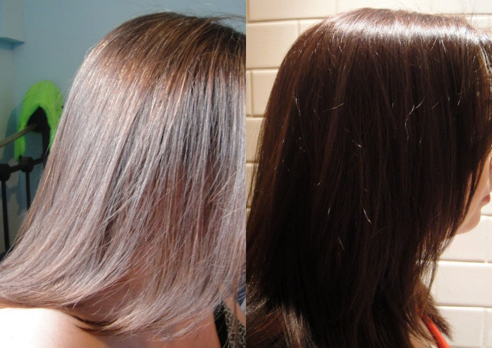 ammonia free hair color loreal