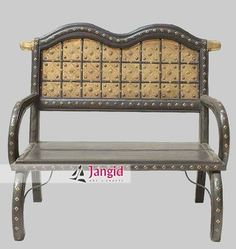 Indian Antique Wooden Garden Bench Buy Indian Patio Bench Product On Alibabacom