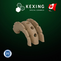 "3"" Ceramic Super Saddle Ring Random Packing Media"