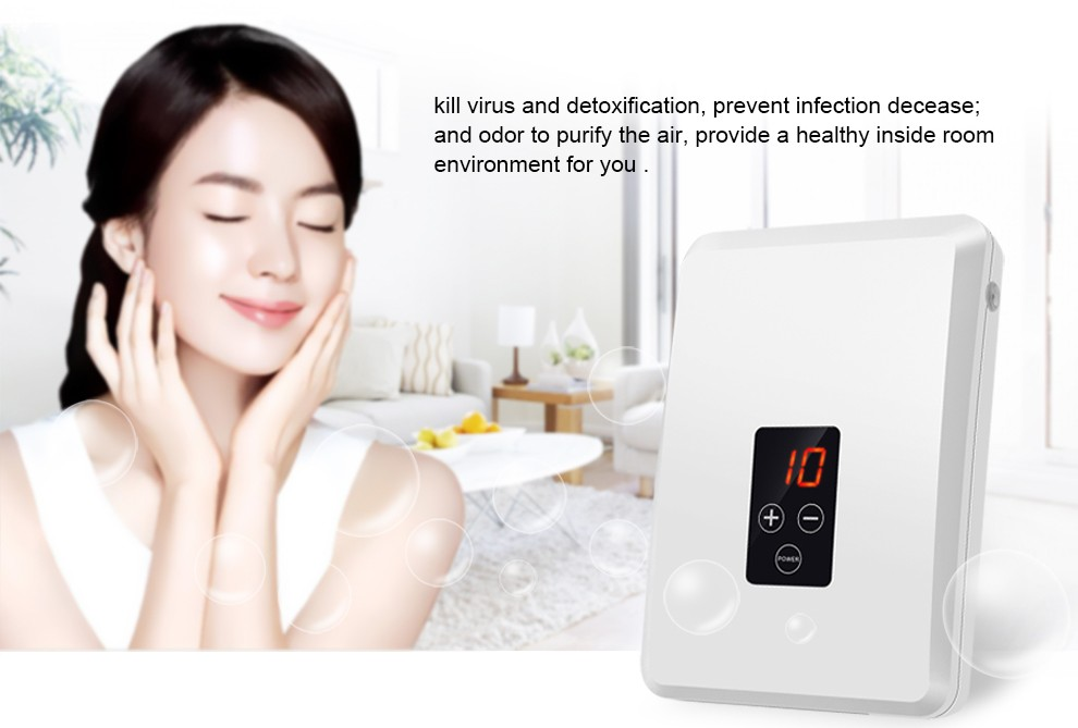 multi-function ozone sterilizer ozone water disinfection machine for home use