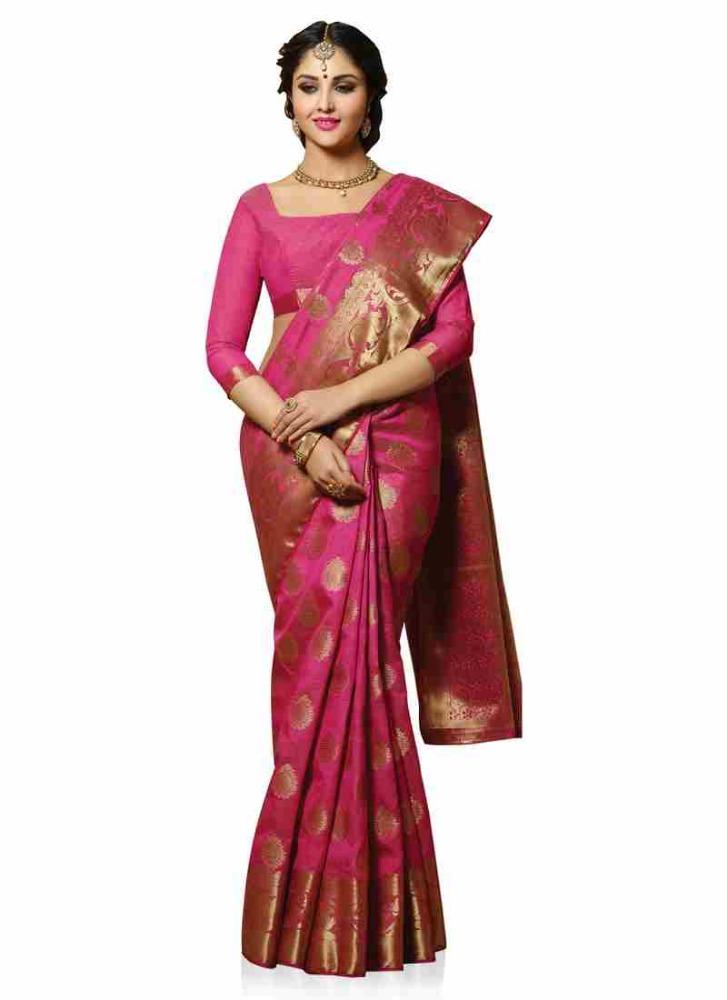 6d77174c55 Meghdoot Woven Art Tussar Silk Saree/sari Pink Colour Wholesale - Buy Art Tussar  Silk,Rani Pink Colour Sarees,Silk Saree Product on Alibaba.com
