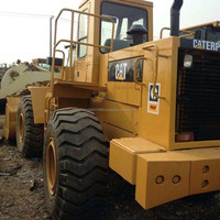 966F wheel loader made in Japan, cheap used Caterpillar 966F loaders
