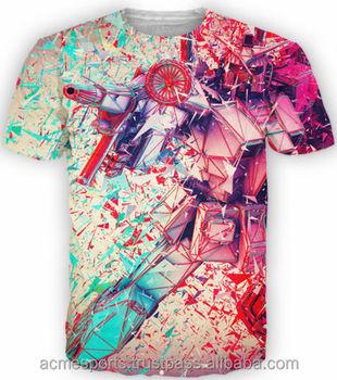 bf3879d25 sublimated t shirts - Dye Sublimated t shirt / men sublimation printed t  shirt / custom