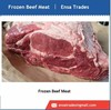 Fresh Frozen Beef Topside Boneless Skinless |frozen boneless beef meat...