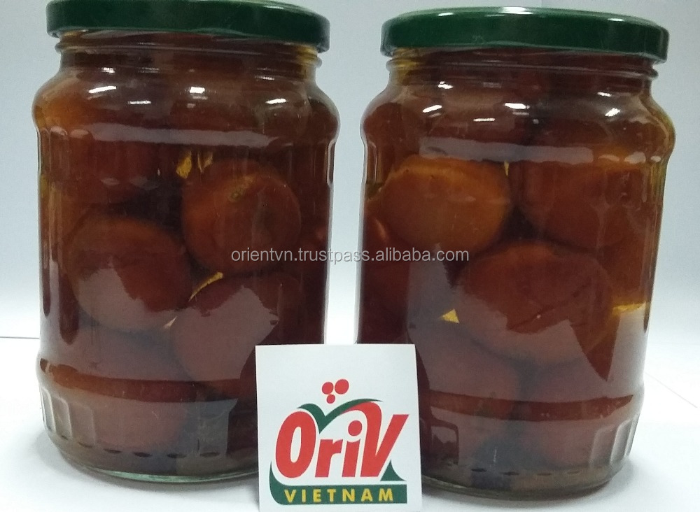 All kind of pickled tomato (ORIENT VIETNAM CO.; LTD)