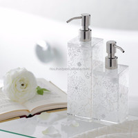Luxury and Beautiful foam pump bottle Soap dispenser for home , from Japanese supplier