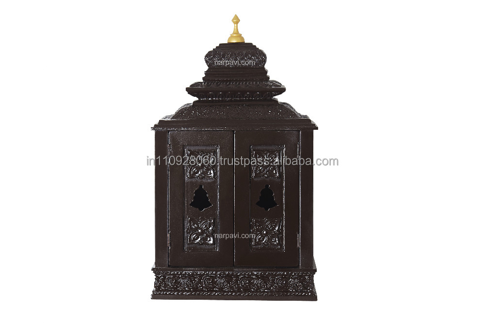 Wooden Temple Pooja Mandir, Wooden Temple Pooja Mandir Suppliers and ...