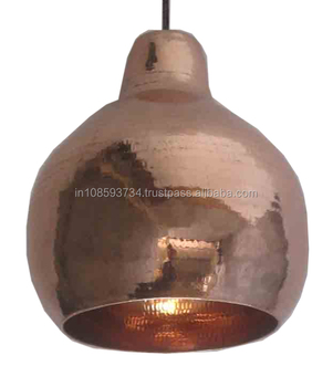 Hand hammered copper pendant lighting buy hand hammered copper hand hammered copper pendant lighting aloadofball Image collections