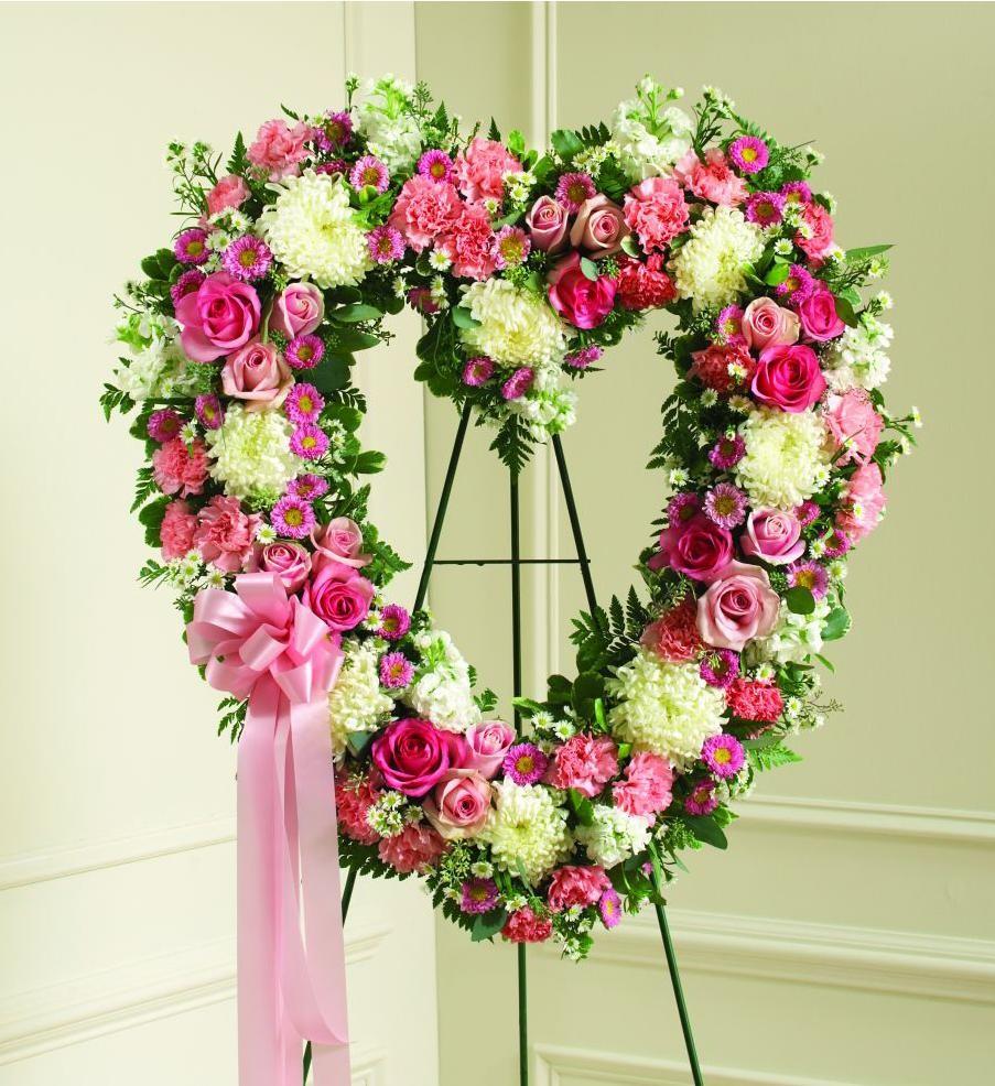 Empty Heart Shaped Foam&florist Foam Supplies&oasis Floral