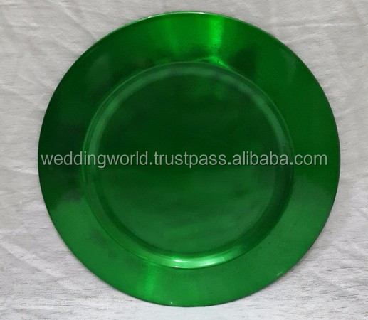 CRYSTAL CHARGER PLATES cheap plastic charger plates  sc 1 st  Alibaba & Crystal Charger Plates Cheap Plastic Charger Plates - Buy Wedding ...