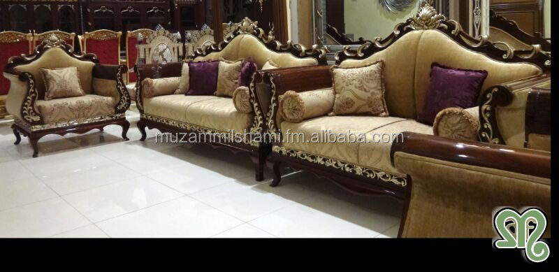 Chinnniot Luxury Sofa Sets