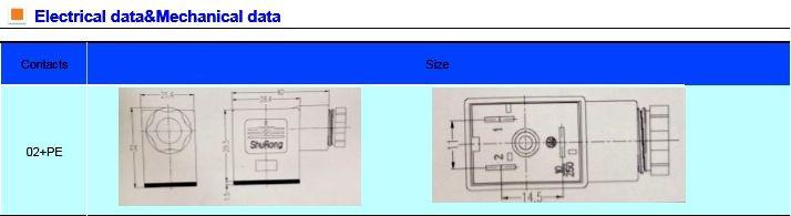 UT8w.fRXAVaXXagOFbXU din type a b c code electric plug solenoid valve connector 43650 for