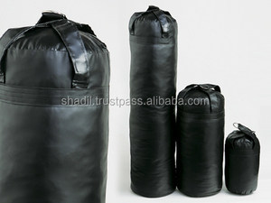 FILLED UNFILLED PROFESSIONAL HANGING PUNCH BAGS / CUSTOM MADE BOXING PUNCHING