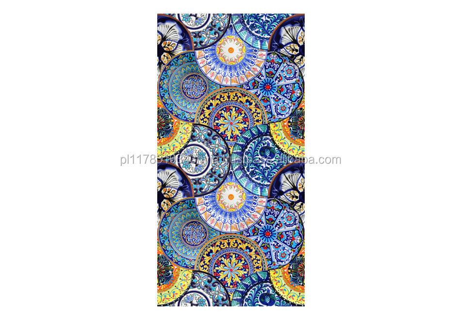 Wallpaper Orient Mosaic Wall Art Home Decoration O-c-0001-j-b Size ...