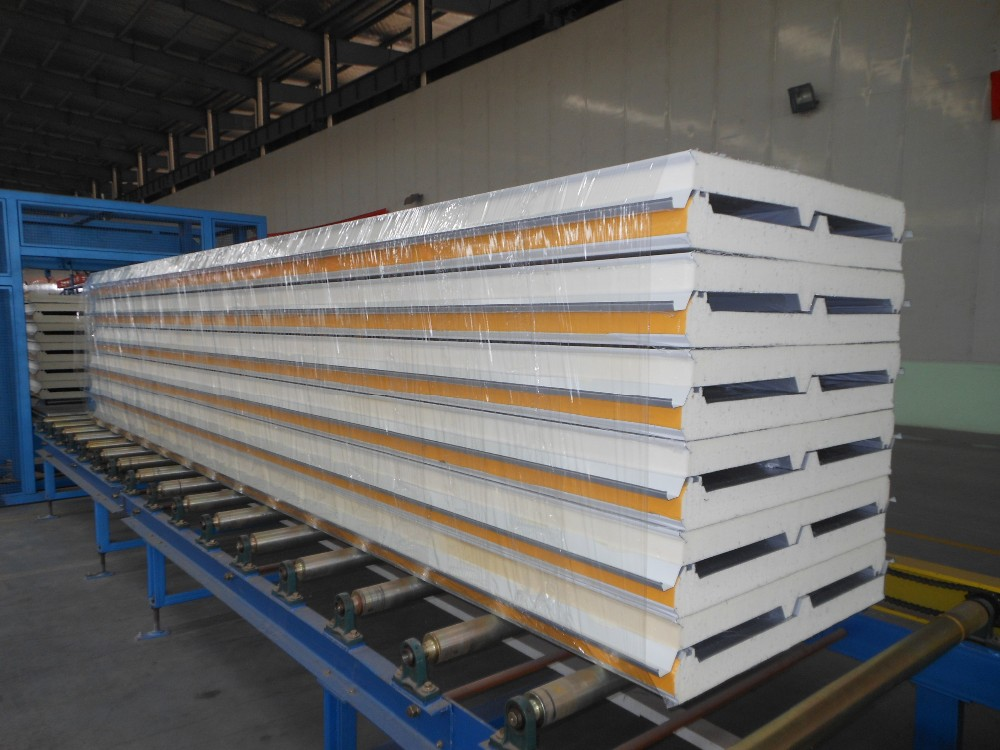 Structural Roof Sandwich Panels : Roof tile eps polyurethane sandwich panel buy structural