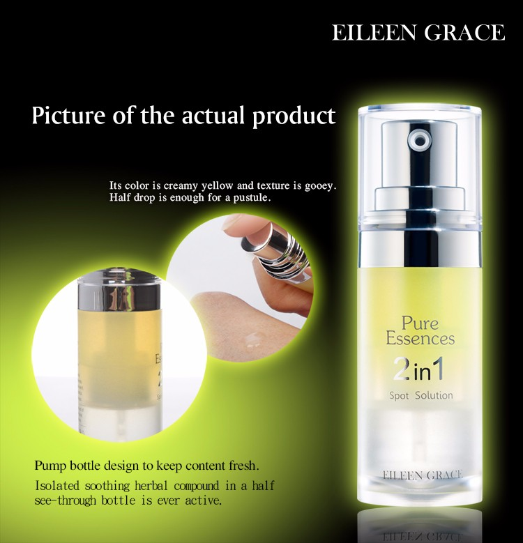 Oil-control Essences (2 in 1) Acne Spot Solution