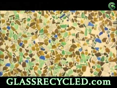 Get Quotations · Recycled Glass Countertops By Glass Recycled Remodel  Kitchen And Bathroom Eco Friendly