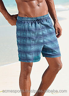 oem beach swimming shorts - wholesell sublimation shorts print swimming shorts,digital printed
