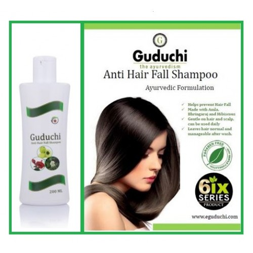 Ayurvedic / Herbal Anti Hair Fall Shampoo