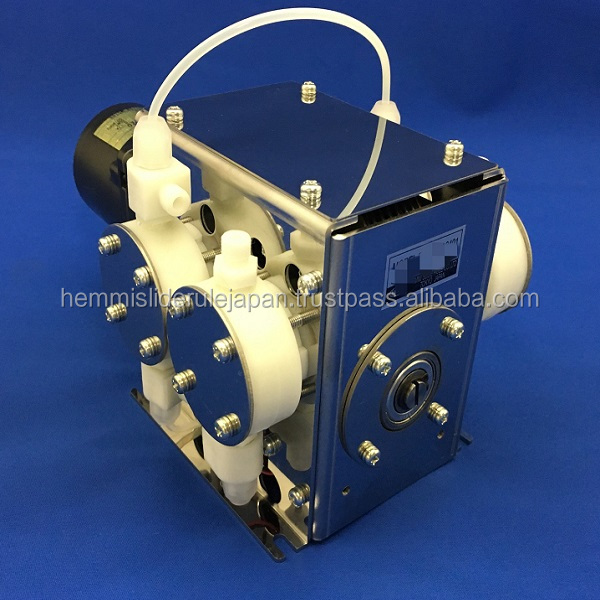 PD1141A diaphragm pump for print ink jet with mechanical relief system
