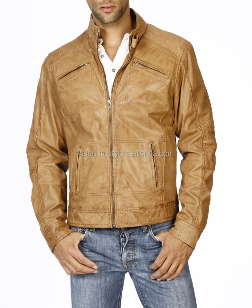 pakistan real sheep leather jacket