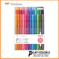 36 colors art markers PLAY COLOR 2 , TOMBOW Japan quality and reasonable price