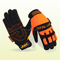 Waterproof Mechanic Gloves with Synthetic Leather