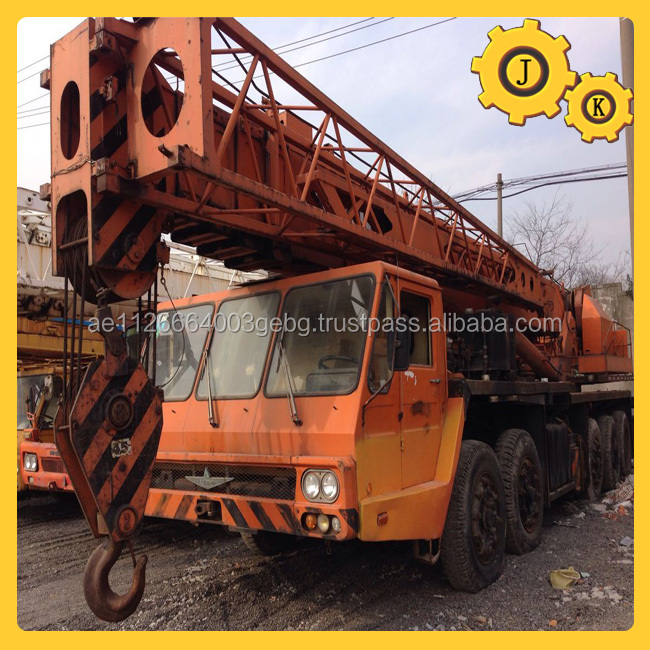 original from japan hot sale used 80T kato NK800E hydraulic crane