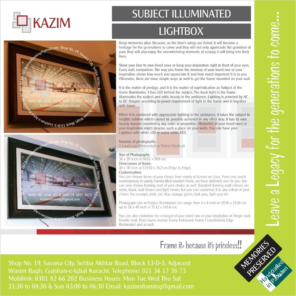 Finden Sie Hohe Qualität Beleuchtete Bilderrahmen Hersteller und ...