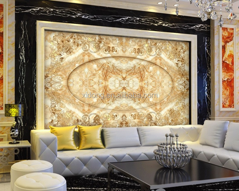 Most Fashionable Porcelain Tile Bathroom Living Room 3d Tiles ...