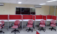 Office Partition Call center type