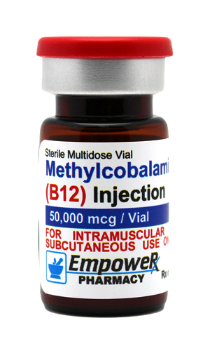 B-12 injection methyl cobalamin