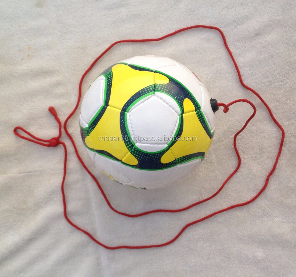 SPORTS SKILL SOCCER BALL WITH HARNESS