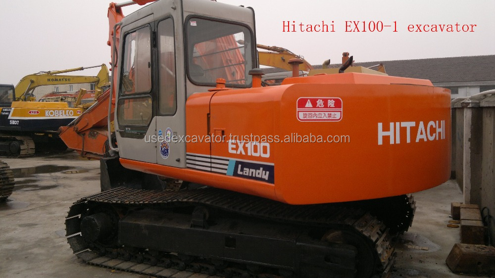 Hitachi ex100 excavator for sale, also Hitachi EX120-1,EX120-2,EX120-3,EX200-1