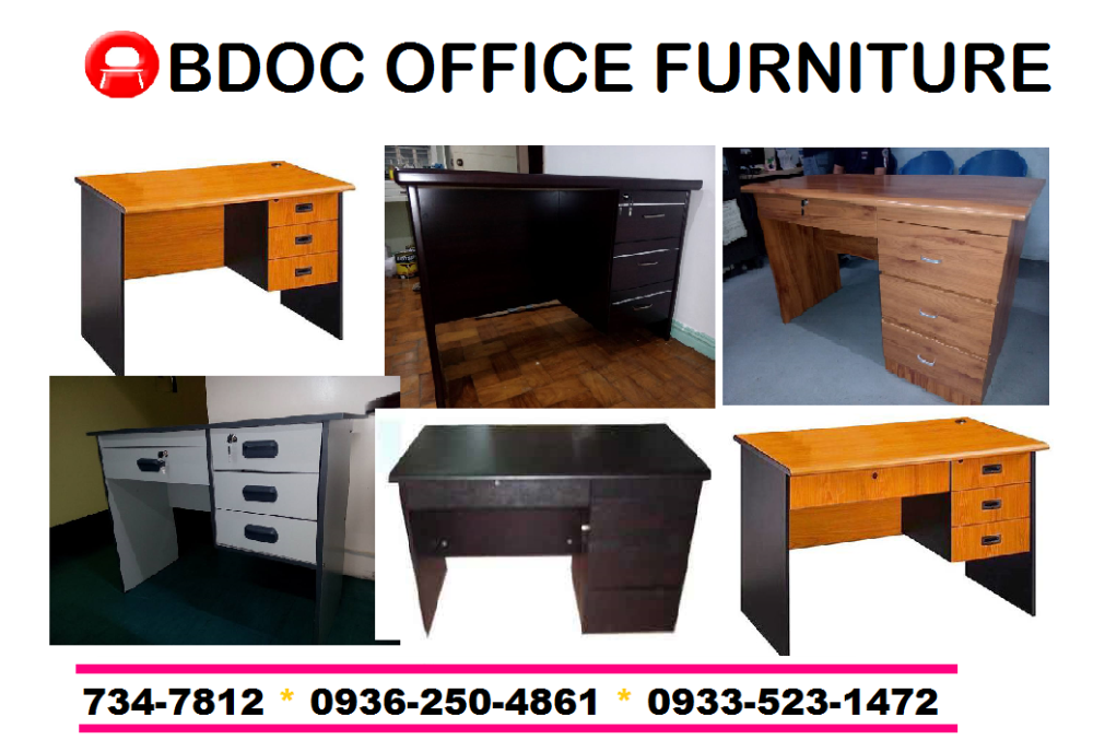 Ready Made Office Tables