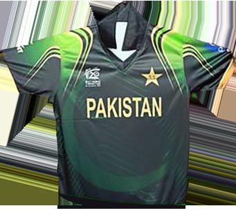 Cricket Jersey With Best Cricket Jersey Designs