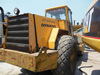 Dynapac used road roller CA25D for sale,Sweden10 ton second hand road roller CA25D