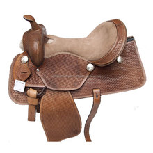 Comfortable leather horse saddle | hand made horse saddle | beautifully designed horse saddle
