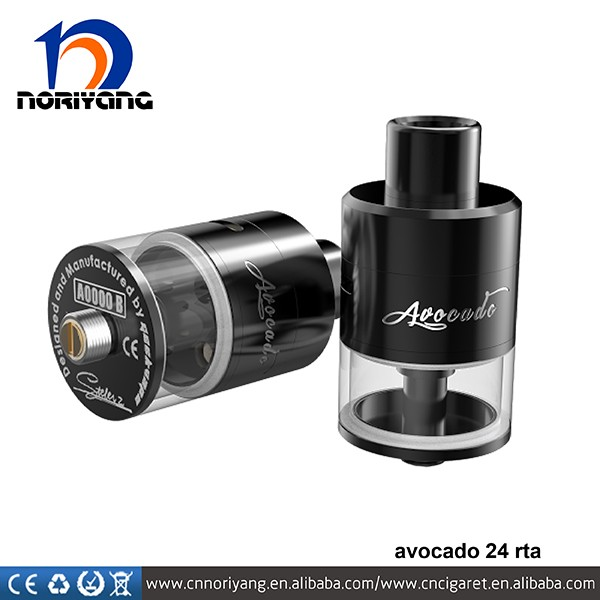 High Quality Geekvape Avocado 24 RDTA Rebuildable RDTA new color avocado 24