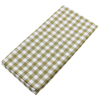 Set Of 3 Kitchen Dish Towels Hand Woven In Pure Cotton & Green White Checks  - Buy Linen Napkins Table Napkins Cloth Linen Table Napkins Kitchen ...